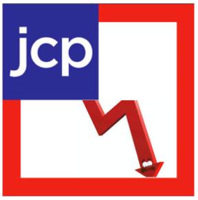 JC Penney Stock Plummets