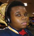 Michael Brown, 18.