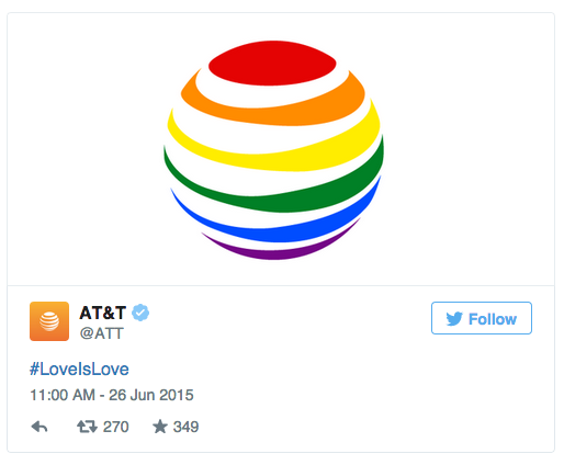 Brands Embrace Marriage Equality