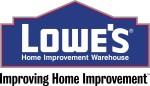 Lowe's Home Improvement Warehouse logo. (PRNewsFoto)