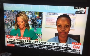 Buzzfeed Editor Takes in Syrian Refugees