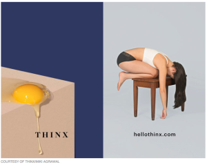 Think Ads Deemed Too Racy For New York Subway