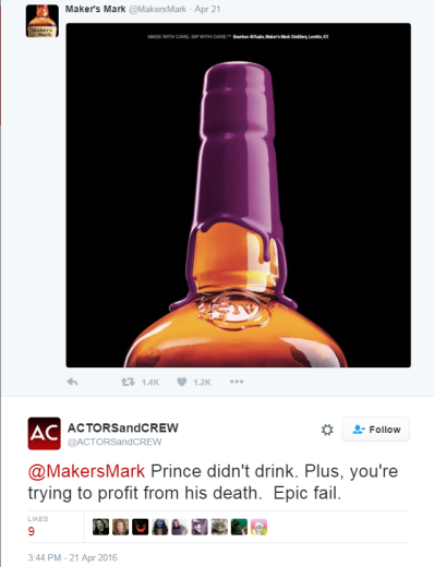 makers mark prince use this