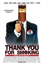 thanks for smoking